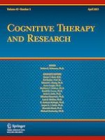 Cognitive Therapy and Research 2/2021
