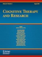 Cognitive Therapy and Research 4/2021