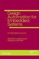 Design Automation for Embedded Systems 3/2012