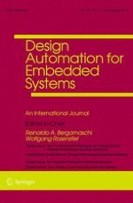 Design Automation for Embedded Systems 3-4/2014