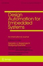 Design Automation for Embedded Systems 3-4/2017