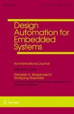 Design Automation for Embedded Systems 1-2/2018