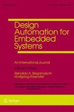Design Automation for Embedded Systems 3/2018