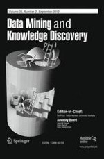 Data Mining and Knowledge Discovery 2/2012