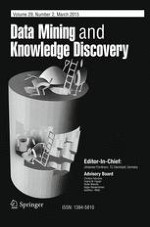 Data Mining and Knowledge Discovery 2/2015