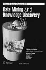 Data Mining and Knowledge Discovery 5/2015