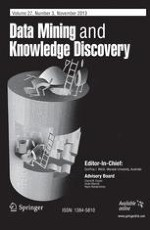 Data Mining and Knowledge Discovery 2/1999