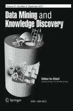 Data Mining and Knowledge Discovery 5/2017