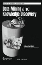 Data Mining and Knowledge Discovery 6/2018