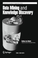 Data Mining and Knowledge Discovery 5/2019