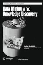 Data Mining and Knowledge Discovery 1/2020