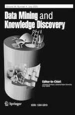 Data Mining and Knowledge Discovery 4/2020