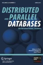 Distributed and Parallel Databases 3/2011