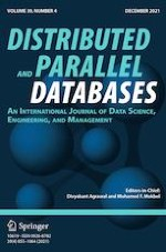 Distributed and Parallel Databases 4/2021