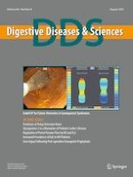 Digestive Diseases and Sciences 8/2021