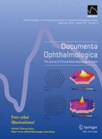Documenta Ophthalmologica 3/2018
