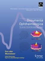 Documenta Ophthalmologica 1/2019