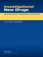 Investigational New Drugs 1/2003