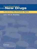 Investigational New Drugs 4/2015