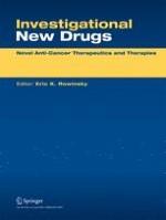 Investigational New Drugs 3/2018