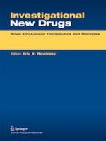 Investigational New Drugs 1/2019