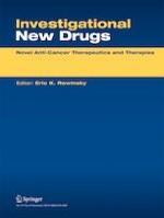 Investigational New Drugs 6/2019