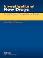 Investigational New Drugs 3/2020