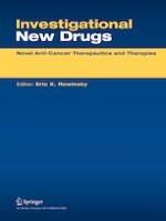Investigational New Drugs 5/2021