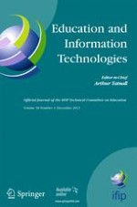 Education and Information Technologies 1-2/2005