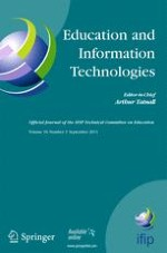 Education and Information Technologies 3/2011