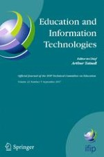 Education and Information Technologies 5/2017