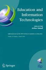 Education and Information Technologies 2/2018