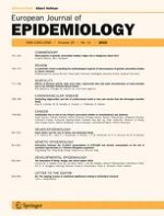 European Journal of Epidemiology 11/2010