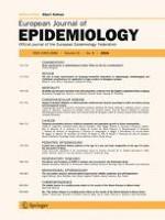 European Journal of Epidemiology 8/2016