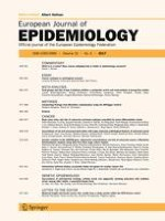 European Journal of Epidemiology 5/2017