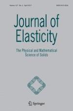 Journal of Elasticity 2/2017