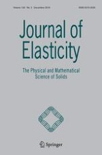 Journal of Elasticity 2/2018