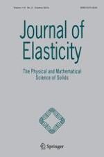 Journal of Elasticity 3/2004