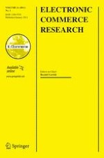 Electronic Commerce Research 1/2011