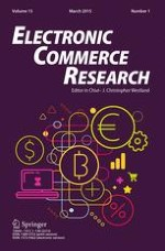 Electronic Commerce Research 1/2015