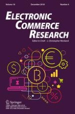 Electronic Commerce Research 4/2018