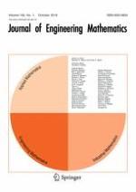 Journal of Engineering Mathematics 1/2016