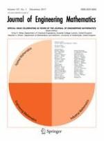 Journal of Engineering Mathematics 1/2017