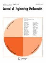 Journal of Engineering Mathematics 1/2018