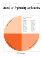 Journal of Engineering Mathematics 1/2019
