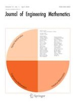 Journal of Engineering Mathematics 1/2020