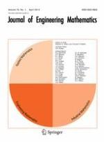 Journal of Engineering Mathematics 1/2013