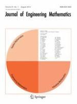 Journal of Engineering Mathematics 1/2014