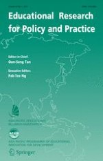 Educational Research for Policy and Practice 1/2011