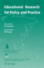 Educational Research for Policy and Practice 3/2011